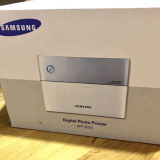 Samsung Digital Photo Printer (SPP 2020)