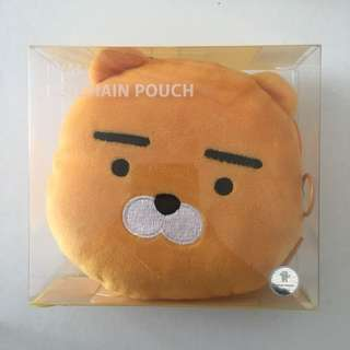 Kakao Friends: Ryan Keychain Pouch