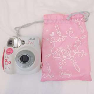 送公仔相紙 Fujifilm Instax Mini 7S Mickey Mouse Special Edition 即影即有 米奇