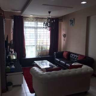 #12 floor Yishun Jade Spring 4rm 1042sqft 5 years Old