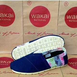 Wakai for Woman (motif)
