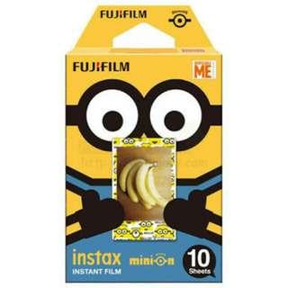 Fujifilm Refill Instax Mini Minion Polaroid (10 Lembar)
