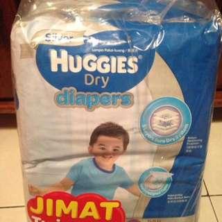 Huggies Twin Pack New