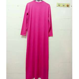 Dress Manset Pink
