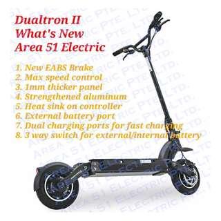 Dualtron 2 Minimotors Korea Electric Scooter Escooter