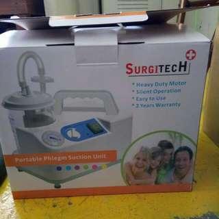 SurgiTech Suction Machine