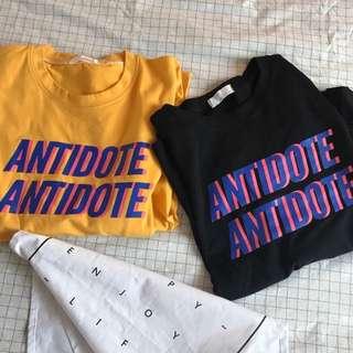 Antidote Long Sleeves Tee