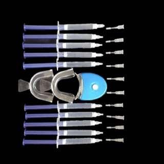 Professional Teeth Whitening 44% Peroxide Dental Bleaching System Oral Gel Kit Tooth Whitener Dental Bleaching Set WA822 T3O