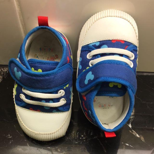 13公分軟底學步鞋