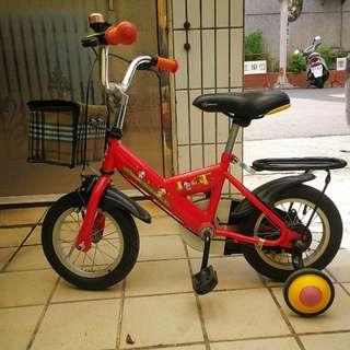 幼兒12吋腳踏車