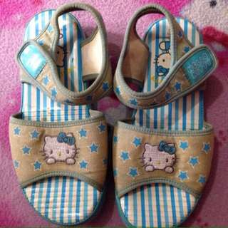 Authentic Hello Kitty Sandals
