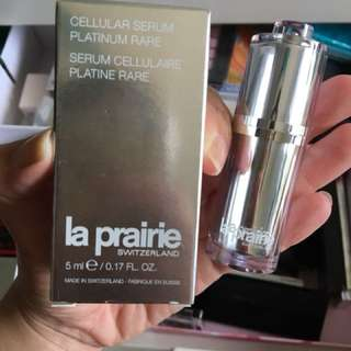 La Prairie Platinum Cellular Rare Serum