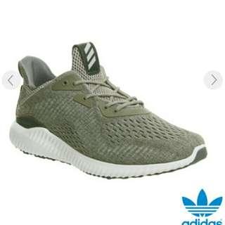 Adidas Men's alphanounce Trace olive em Size UK6 7 7.5 8 8.5   9 9.5 10 10.5 12 需預訂
