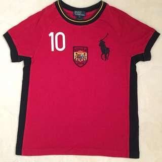 Authentic Polo Ralph Lauren Shirt Size 6