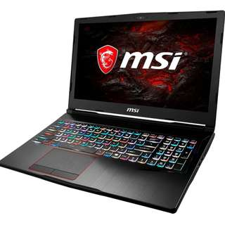 MSI GE63VR 7RE GAMING LAPTOP