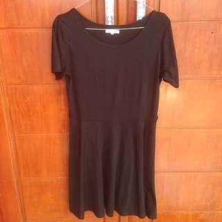 black dress colorbox
