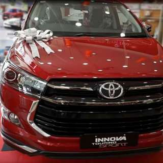 Newest Toyota Innova lowest DP in history Hurry up!Grab yours now