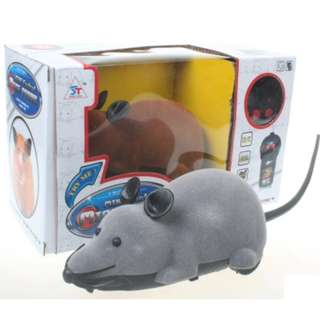 Remote Control Mouse ( Cat Toy )