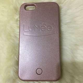 Casing lumee iphone 6 plus