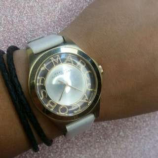 Marc Jacobs skeleton watch