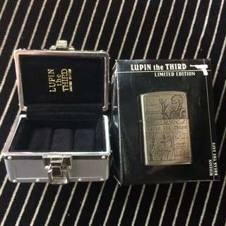 Limited Edition Lupin Lighter