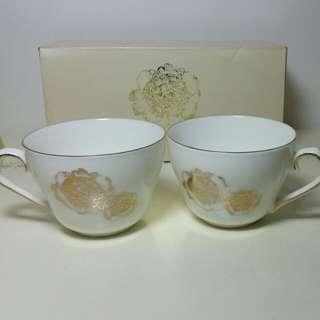 雅芳典藏瓷杯組 (一組2個)