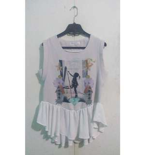 Hackle Berry Blouse
