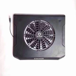 Octagon Laptop USB Cooling Pad