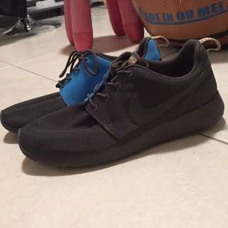 Nike Roshe grey blue US10.5