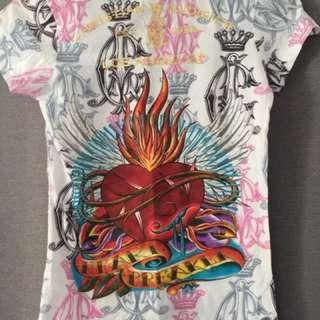 Christian Audigier Tshirt