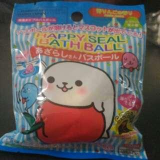 ✨沐浴球 小海豹✨僅此一個便宜賣