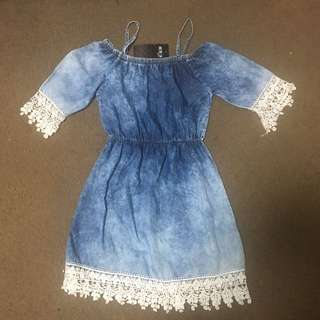 Summer dress from overseas, new with tag