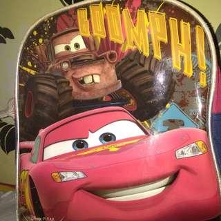Cars bag pack