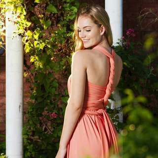 SALE - NEW Convertible Dress