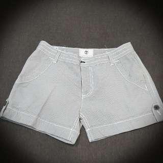 TIMBERLAND Checked Shorts