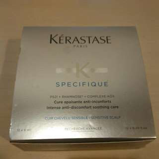 Kerastase Cure Apaisante Intense Anti Discomfort Soothing Care