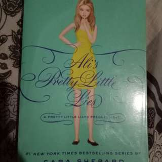 Ali's Pretty Little Lies (Pretty Little Liars series) - Sara Shepard