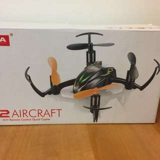 X2 aircraft drone