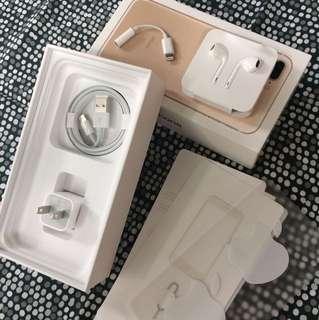 Original & Unused iPhone Accessories (no unit)