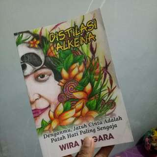 Novel Distilasi Alkena