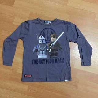 LEGO Kids Star Wars Long Sleeve T-Shirt