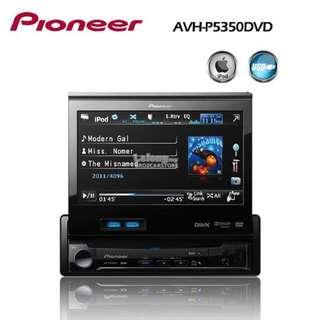 Pioneer avh-p5350DVD