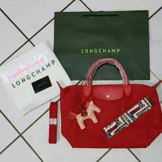 FREE SHIPPING: Longchamp Le Pliage Neo