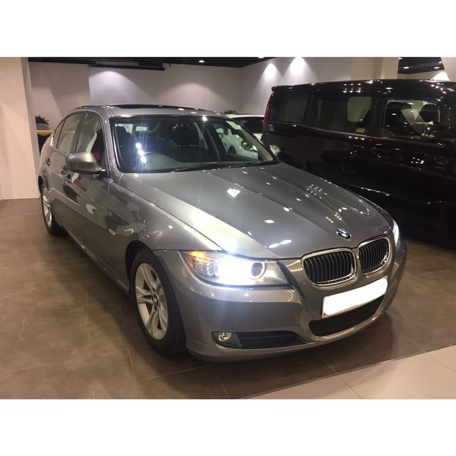 2011 BMW 323i Facelift, Cars, Cars For Sale On Carousell