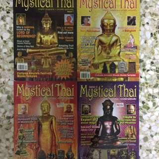 Mystical Thai - Thai Amulet Magazine