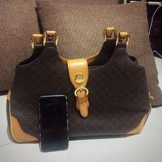 Leather bag fr SG