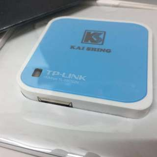 TP-Link 150Mbps Wireless N Nano Router 無線N迷你路由器
