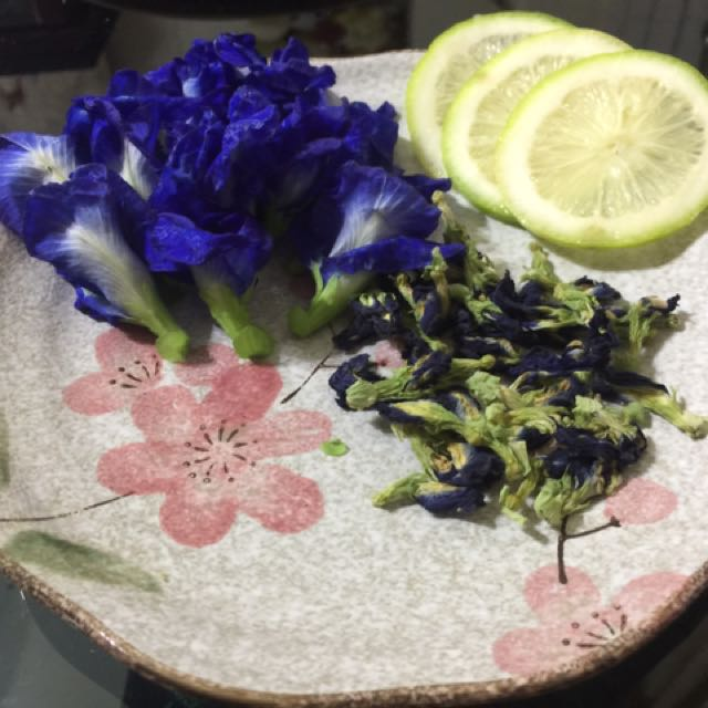 蝶豆花20 g