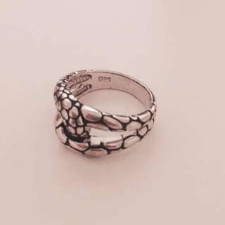 925 Ring Size 7/8