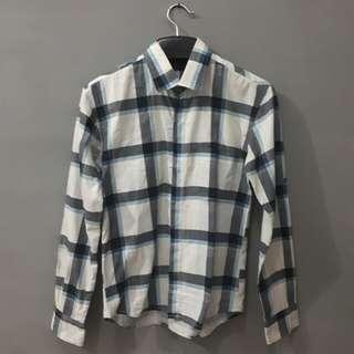 D.2.V Blue Grey Shirt